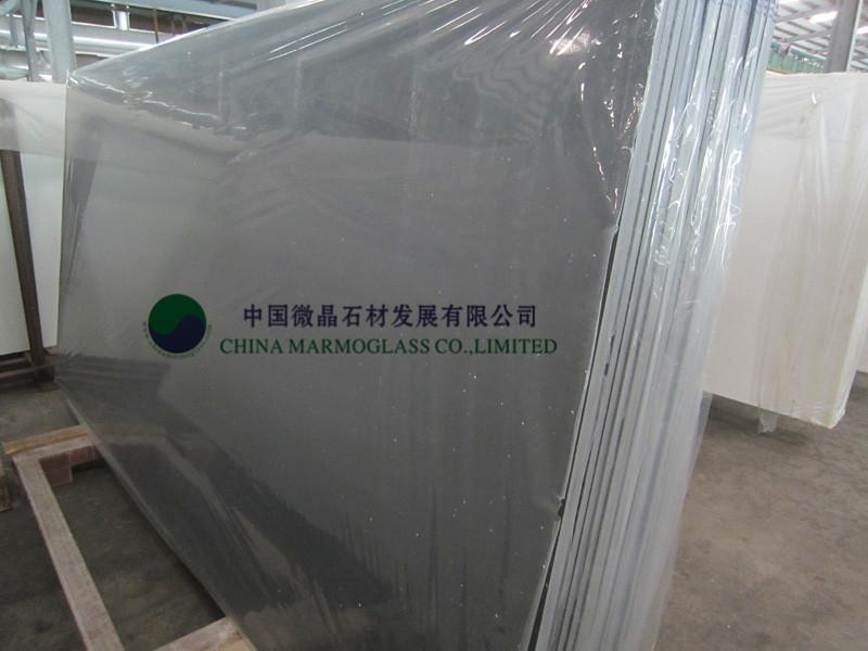 Engineered Stone Quartz Agglomerated Slabs Welcome To China Marmoglass Nanoglass Nano Crystallized Glass Panel